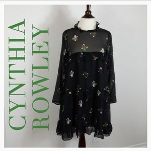 🌹CYNTHIA ROWLEY DRESS NWT🌹